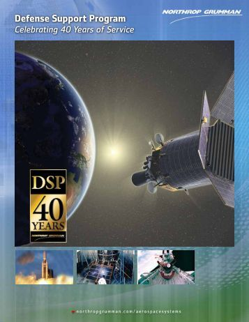 DSP Brochure - Northrop Grumman Corporation