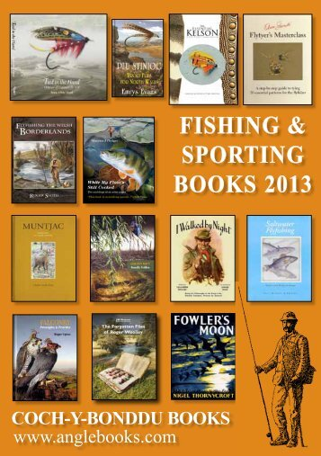 to download the 2013 Catalogue - Coch-y-Bonddu Books