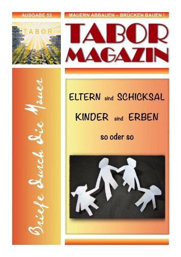 Magazin Nr. 53 - Tabor eV