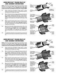 38mm RDK Instructions - AeroTech