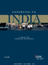 Exporting to India - Home - Customs brokerage, freight, and trade ...