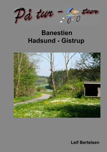 PÃ¥ tur - cykeltur. Hadsund - Gistrup - lgbertelsen.dk