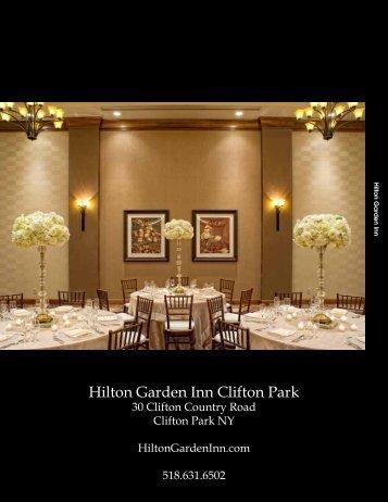Hilton Garden Inn Clifton Park - Angelo's Prime Bar + Grill