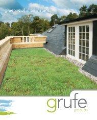Green Roof Brochure - Raven Roofing Supplies