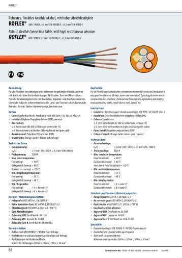 roflex - LEONI Infrastructure & Datacom