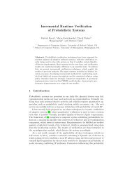 Incremental Runtime Verification of Probabilistic Systems