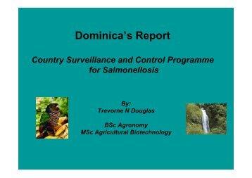 Dominica - Caribvet