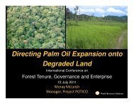 What is degraded land - Rights and Resources Initiative