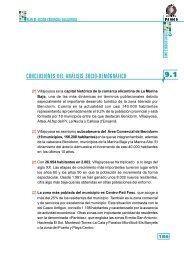 PAC VILLAJOYOSA-CAP-09-Conclusiones dafo.pmd - Pateco