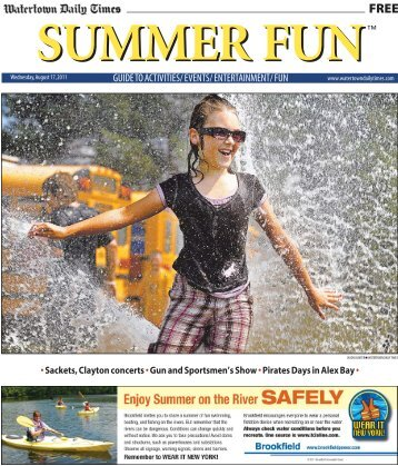 Summer Fun - Watertown Daily Times