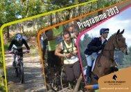 Télécharger le programme 2013 - Grand Parquet