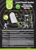 Smart Power Socket - iSocket GSM-Schaltsteckdose - Seite 2