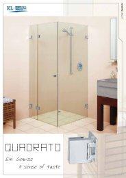 Quadrato - Glas und Spiegel Shop
