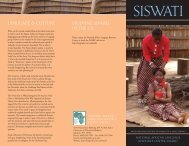 SISWATI - National African Language Resource Center