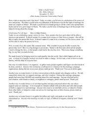 Make a Joyful Noise web - Allen Avenue Unitarian Universalist Church