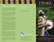 Dinka - National African Language Resource Center