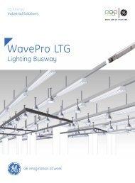 WavePro LTG - GE Industrial Systems