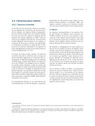 3.2. Comunicaciones móviles - Informe económico sectorial