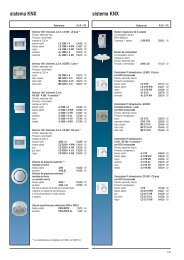 sistema KNX sistema KNX - Jungiberica.net