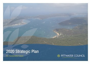2020 Strategic Plan - Pittwater Council