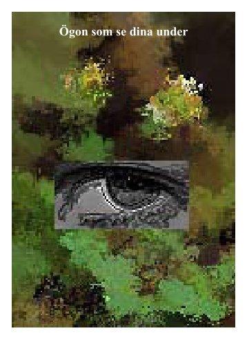 Ögon som se dina under