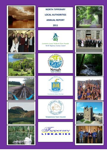 Annual Report 2011 - North Tipperary County Council