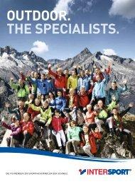 Unser aktueller Outdoor Prospekt als PDF - Ingold Sport