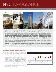 NYC At-A-Glance 2011 Update - NYCEDC
