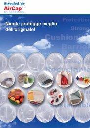 Ulteriori caratteristiche del film a bolle d'aria AirCap - Logismarket