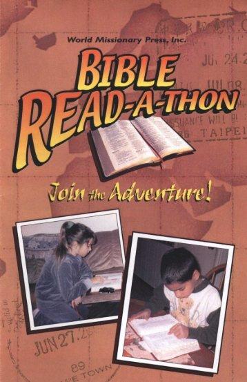 here - World Missionary Press
