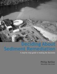 Deciding About Sediment Remediation - Aquatic Sciences Center ...
