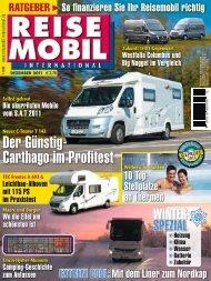 Reisemobil International 12/2011