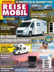 Reisemobil International 12/2011