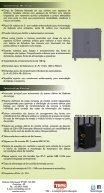 Folheto Gabinete de Recarga TES Guardian CM-36 - Page 2