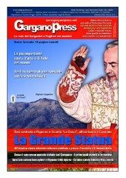 garganopress settembre 2009 - Punto di Stella