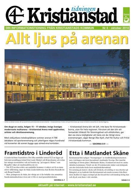 Dag med karriren i fokus - Kristianstadsbladet