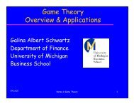 Power Point Slides in [PDF] - Citi - University of Michigan