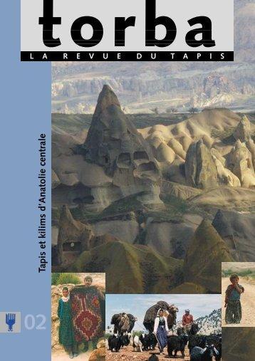 Tapis et kilims d'Anatolie centrale - König Tapis