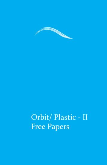 Orbit/ Plastic - II Free Papers - aioseducation
