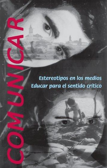 Estereotipos en los medios Educar para el sentido crítico - Revista ...