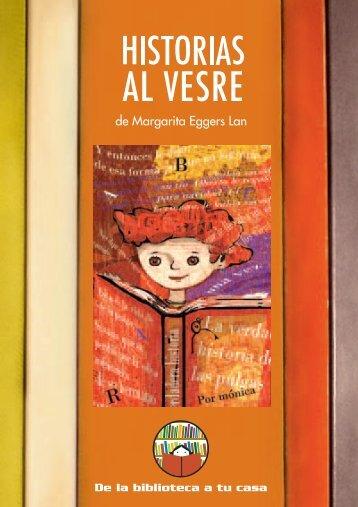Historias al Vesre - Plan Nacional de Lectura