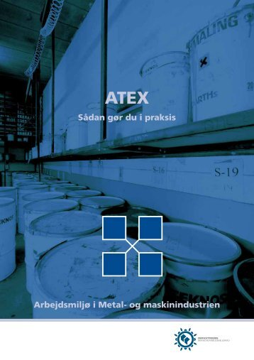 ATEX - Industriens Branchearbejdsmiljøråd