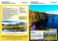 Irland Reisetermin: 04. – 10. April 2014