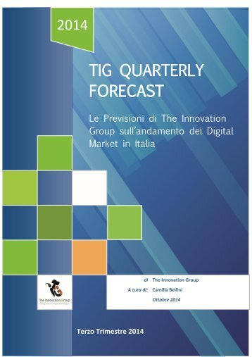 TIG-Quarterly-Forecast-3Q14