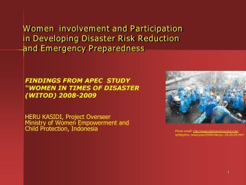 (disaster risk reduction). - VinAWARE