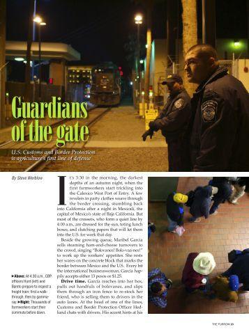 Guardians Of The Gate - Steve Werblow