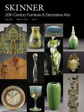2489 20th Century Design - Skinner