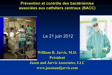 BioPatch-Canada-Webnar-June 2012-FR - Safer Healthcare Now!