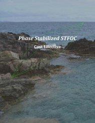 Phase Stabilized STFOC - Linden Photonics, Inc.