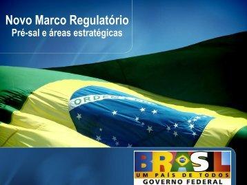 Apresentação Marco Regulatório